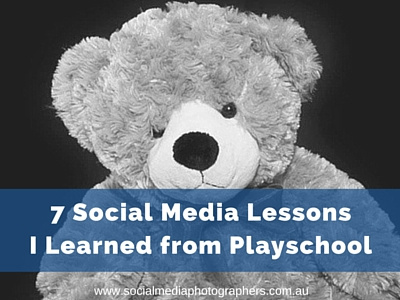 7 Social Media Lessons from Playschool