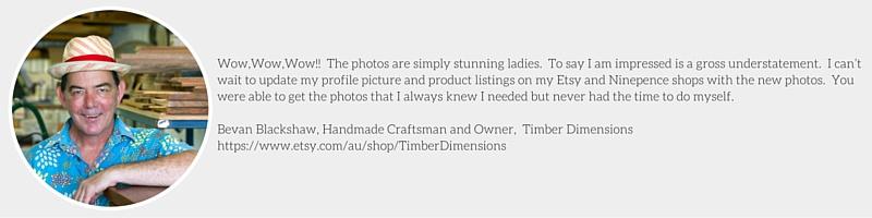 Bevan Blackshaw Timber Dimensions Social Media Photographers
