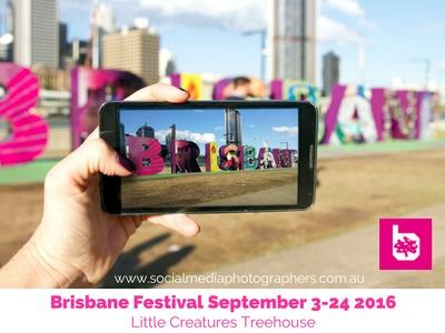 Social Media Photographers Brisbane Festival