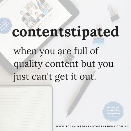 Contentstipated