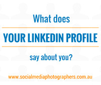What does your Linkedin Profile say about you
