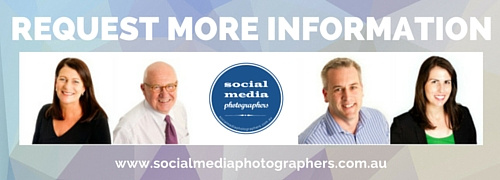 Social Media Photographers Pop Up Studio