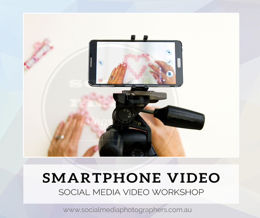 Smartphone Video for Social Media